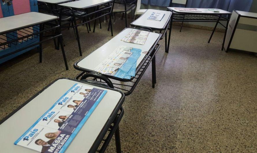 Normalidad en un nuevo acto electoral en Mercedes