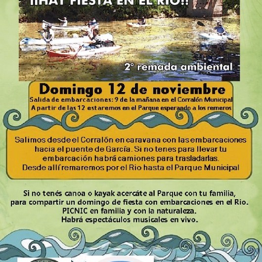 Provincia declaró Día del Río Luján el 4 de noviembre