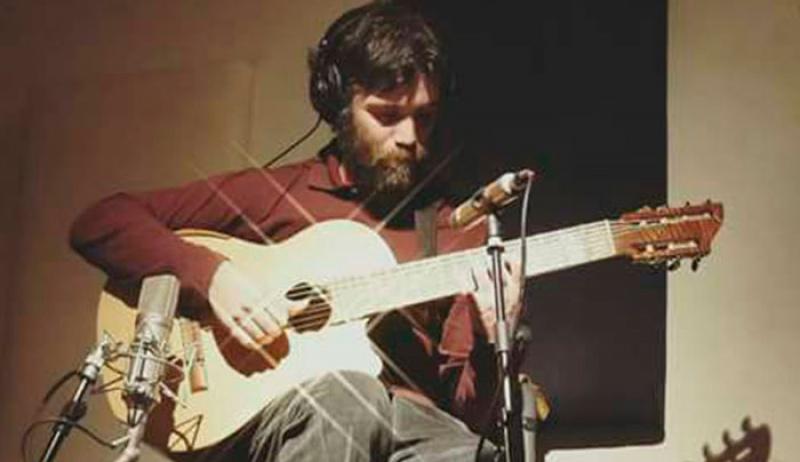 Leopoldo Caracoche presentará su disco titulado Susurrante