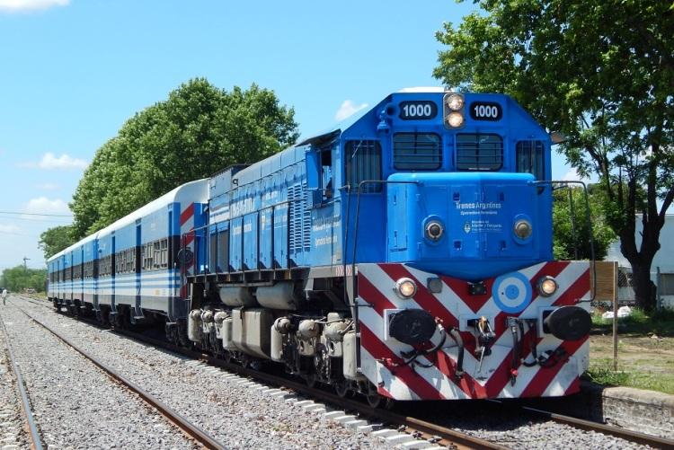 Tren Sarmiento suspendido hasta el día 24 por obras en Luján