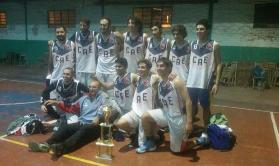 Estudiantes quedó tercero en Primera en la LNBA