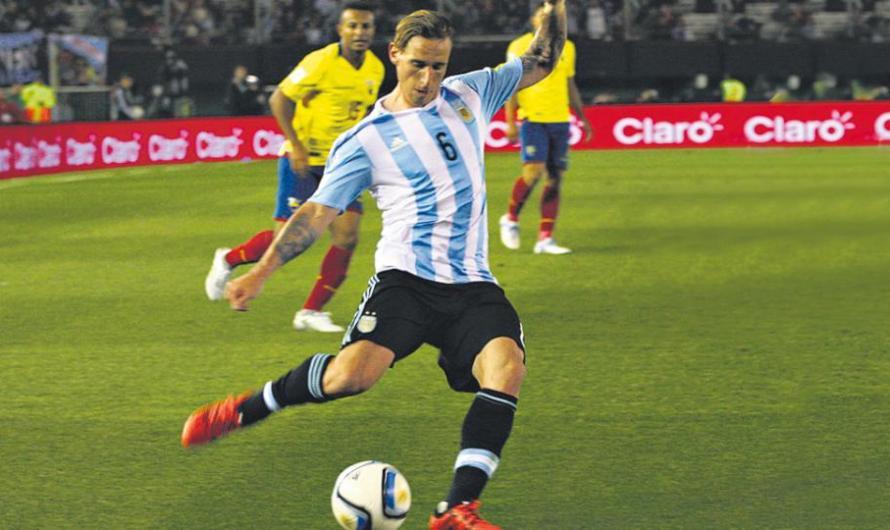 Lucas Biglia: «Mucha gente compró el show que montaron con la Selección»