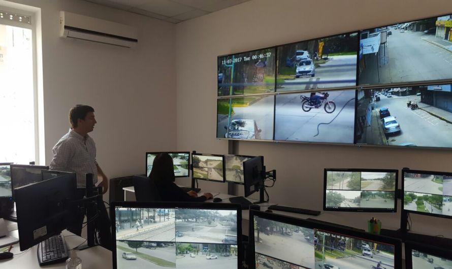 Municipio suma cámaras de seguridad y amplía su tecnología