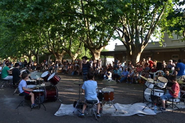 Muestra anual: Cerraron los talleres culturales municipales
