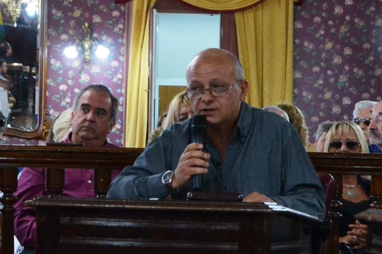 Despedida de José Cestari como Concejal de la ciudad: «Vecinos de Mercedes»