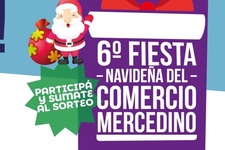 Invitan a los vecinos a participar con los bonos de la Fiesta Navideña del Comercio