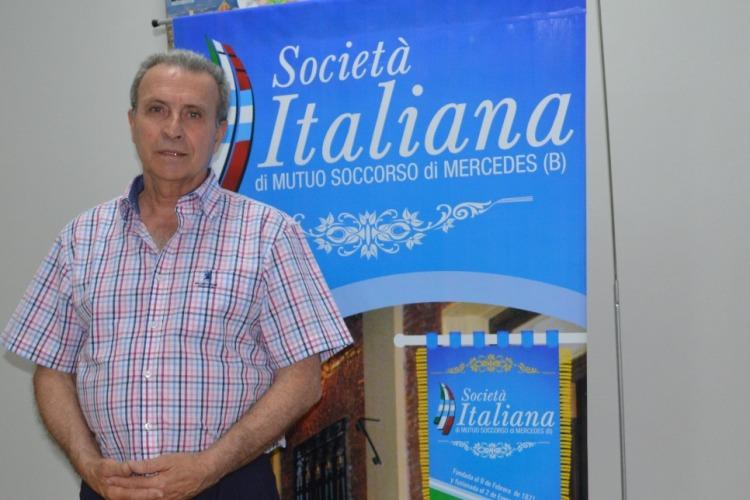 La Sociedad Italiana reconfirmó sus autoridades