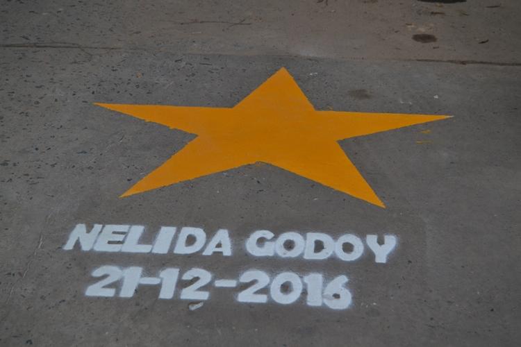 Una Estrella Amarilla a la memoria de Nélida Godoy