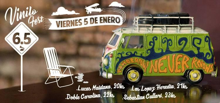 Edición de verano del Vinilo Fest «en bandejas»
