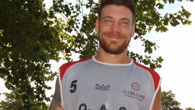 Pablo Montuori, con expectativas de ascenso con Colón de Chivilcoy