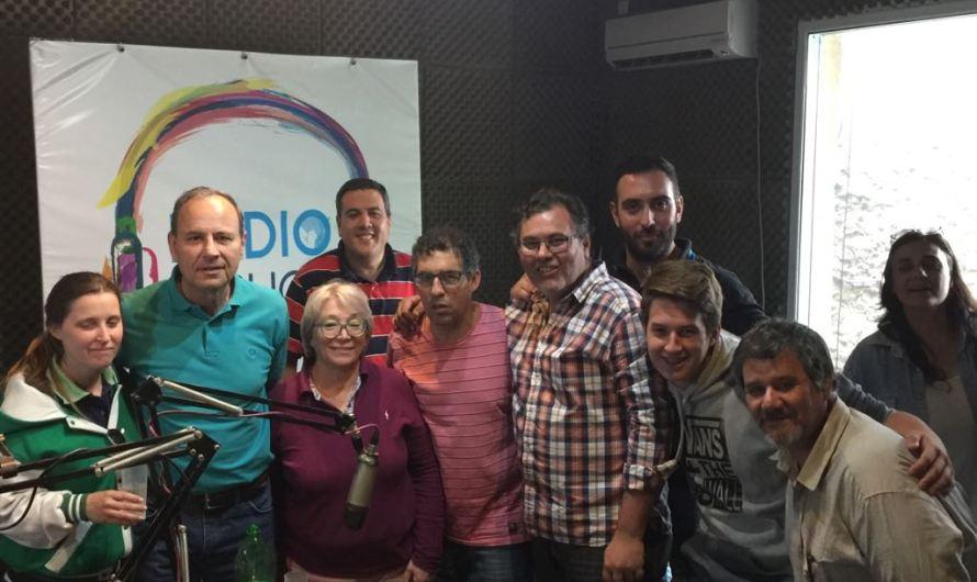 Programa radial del CEPT N° 4 cumplió diez años y lo festejó en la Radio Pública
