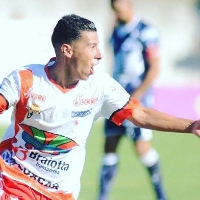 Otro gol de Gonzalo Pérez para que Luján siga en la punta de la Primera C (video)