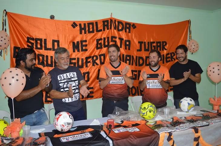 Se cumplió el sueño: Club Holanda es una realidad