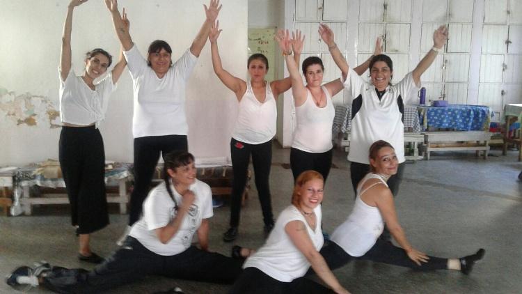 Celebraron el Día de la Mujer en la Unidad N° 5