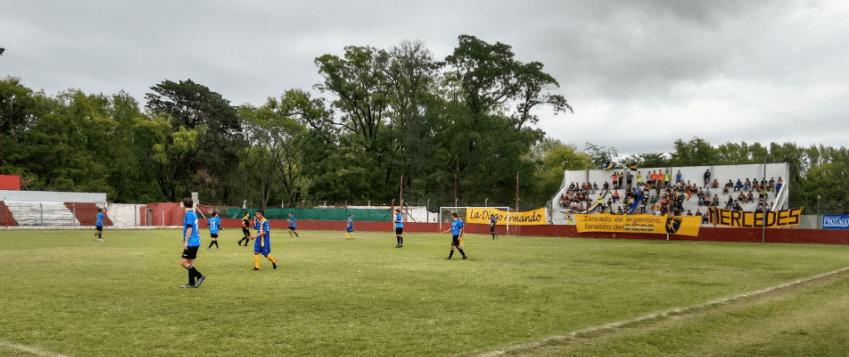 Trocha, El Timón y Pabellón sumaron de a tres en el inicio de Primera División