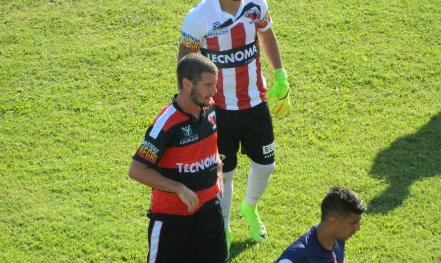Juan Pedro Gatti, titular en el empate de Colón ante SATSAID