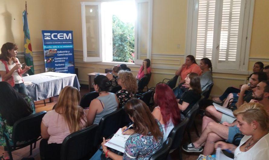 Comenzaron las clases de portugués en la CEM