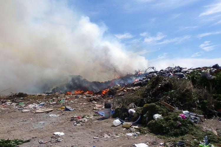 ¿Es buena IDEA volver a la quema de basura?