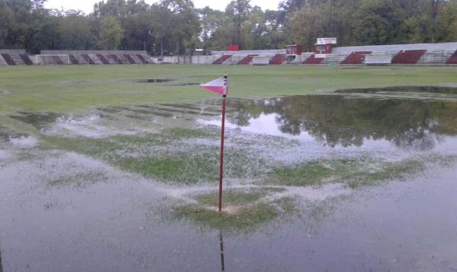 Fútbol y Hockey suspendidos por la lluvia