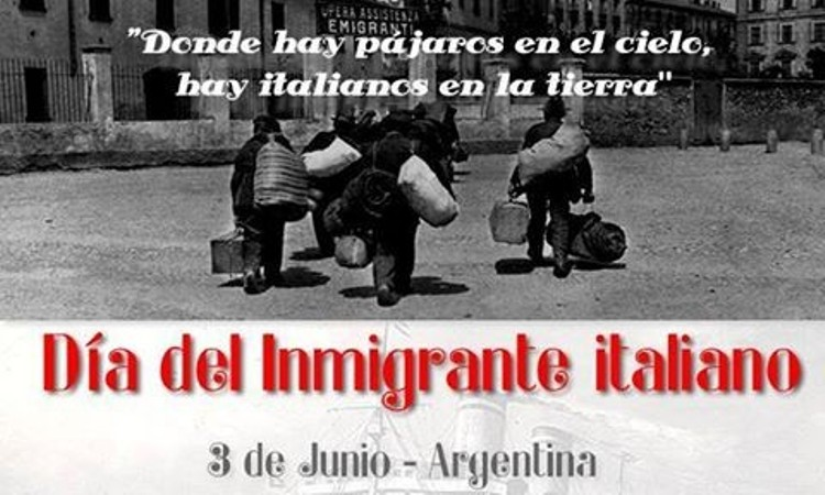 3 de Junio – El Día del Inmigrante Italiano en Argentina