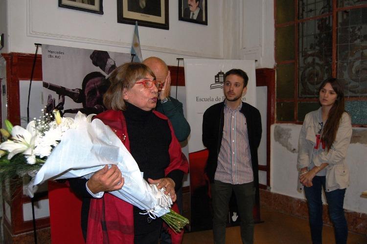 A dos años de su fallecimiento recordaron a Lucas Fal