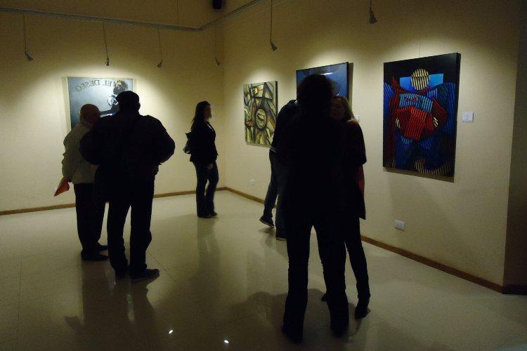 Del 1° al 17 de junio recibirán las obras para el Salón de Pintura «Ciudad de Mercedes»