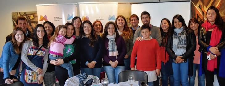 Ustarroz presentó la Dirección de Niñez y Adolescencia que articula diversos programas