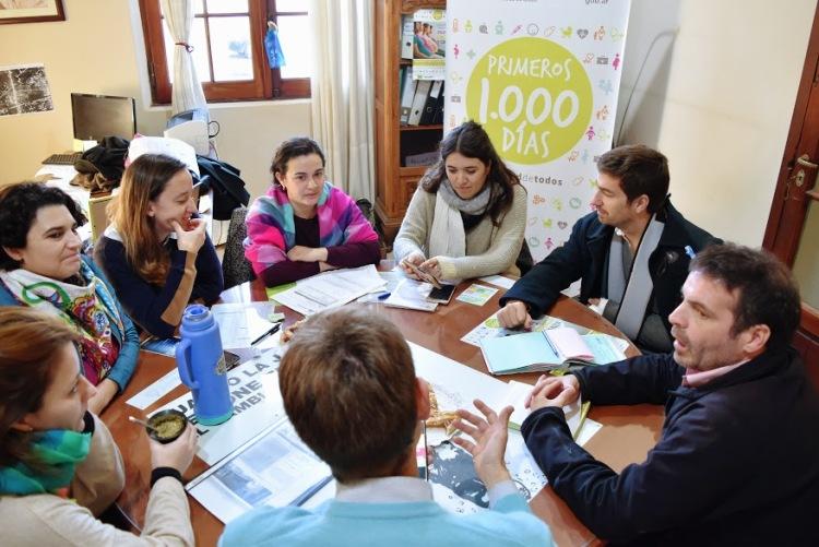 Entrega de mejoras habitacionales para beneficiarios del programa 1000 días