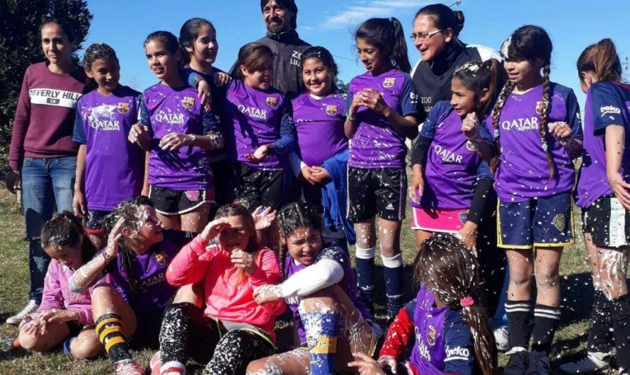 ALFA gritó campeón en dos categorías y ya hay semis en Primera en el Femenino