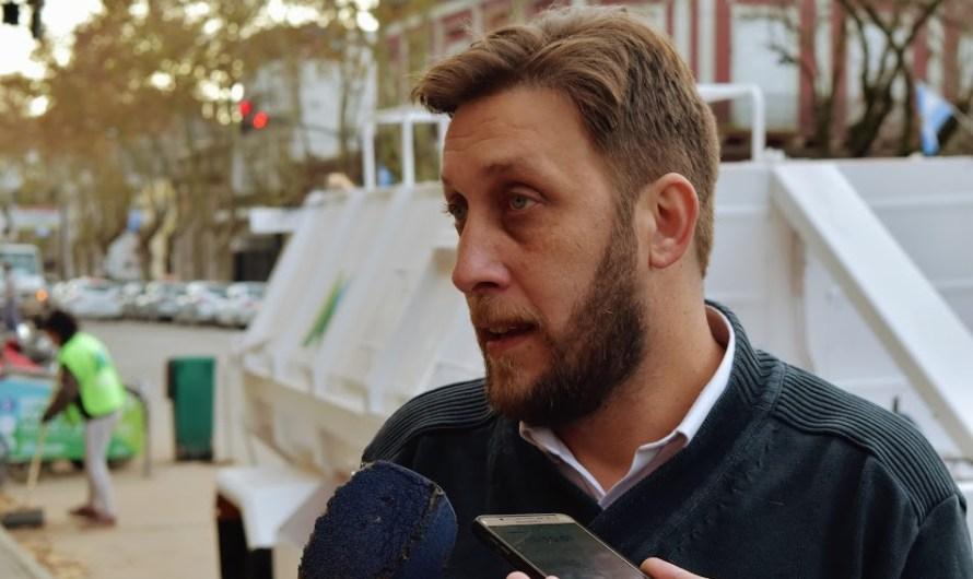 Menéndez: «El regreso del país al FMI encuentra al municipio bien parado»
