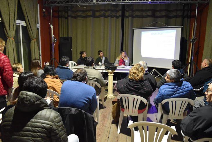 Ustarroz encabezó presentación del «Presupuesto participativo»
