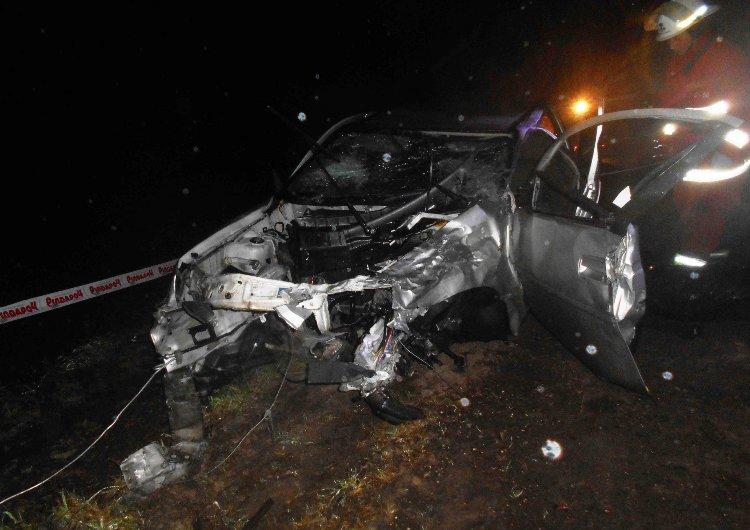 Tres fallecidos: Violento choque en la ruta 5, kilómetro 134