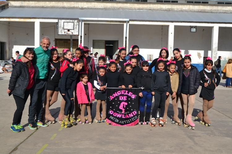 Gimnastas de Gowland competirán en Carmen de Areco