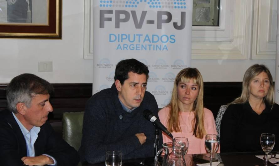 De Pedro se reunió con la Mesa Nacional de Productores Porcinos