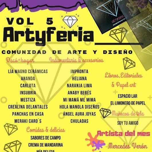 Nueva edición de Artyferia en El Limonero