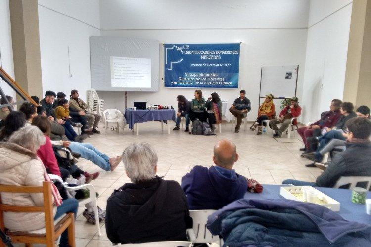 Este sábado se reúne la AMA – Asamblea Mercedina por la Agroecología
