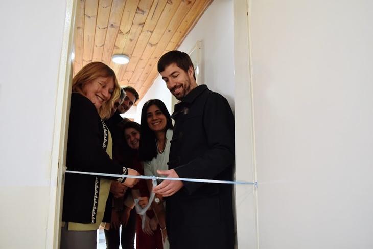 Ustarroz inauguró el tercer consultorio odontológico municipal