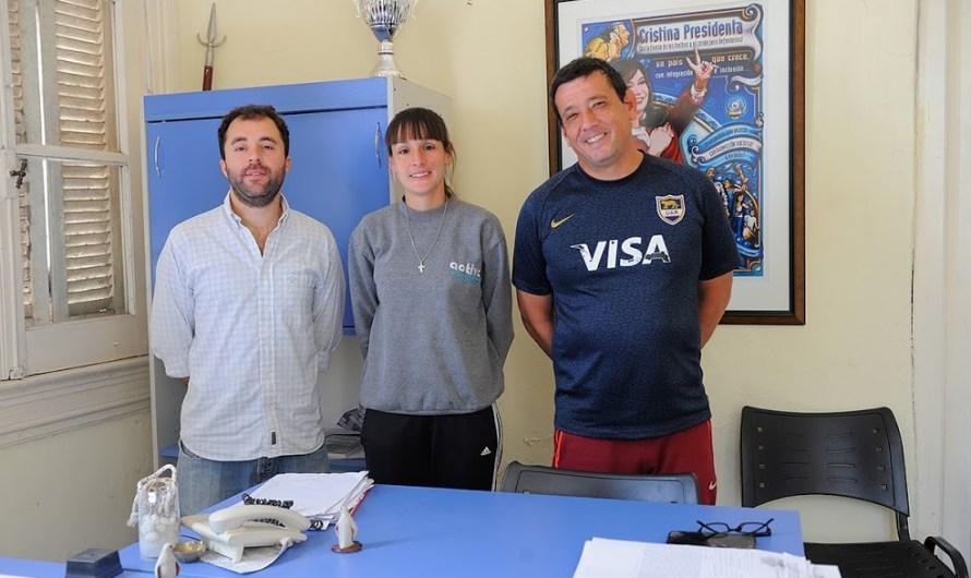 Importante inversión municipal en el Polideportivo Martín Rodríguez
