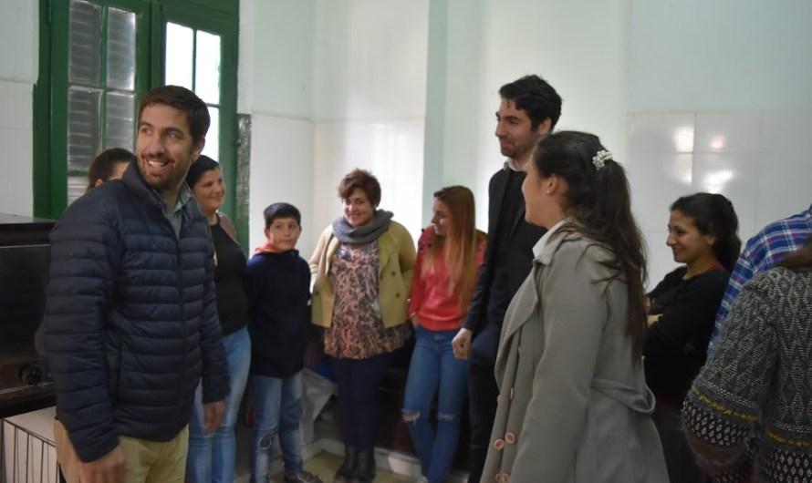 Proyecto juvenil solidario municipal recibe premio a nivel provincial