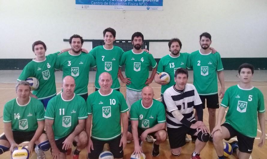El CEF 40 campeón en Suipacha