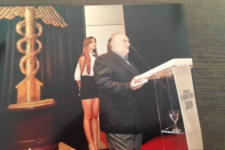 Premio CADUCEO para Tito Vallese