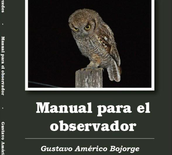 """Gustavo Bojorge presenta su libro """"Aves de Mercedes"""""""
