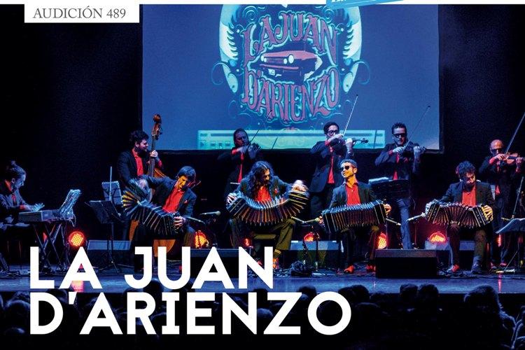La Orquesta de Juan D'Arienzo actuará en el Colegio Nacional