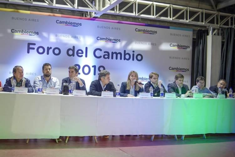 Jorge Pirotta participó del Foro del Cambio 2019