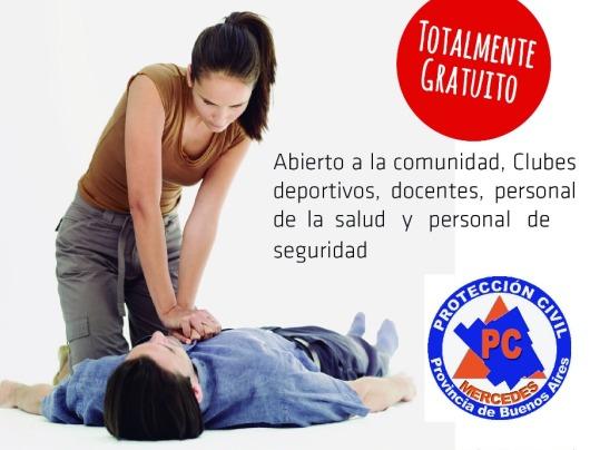 Protección Civil brindará cursos gratuitos