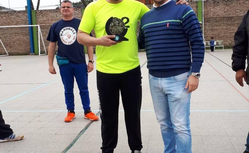 El Círculo de Periodistas Deportivos premió a los mejores jugadores del torneo Ciudad de Mercedes