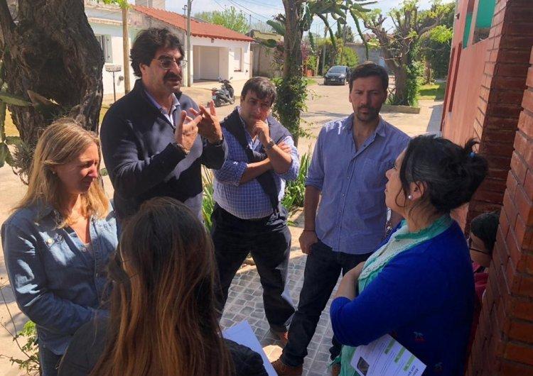 En Mercedes timbreó el Ministro de Agroindustria, Leonardo Sarquis