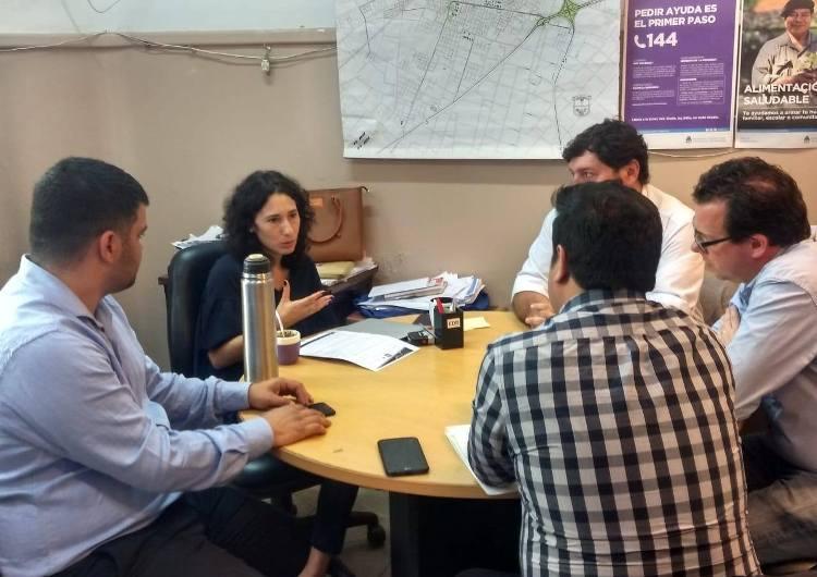 Secretario del Consejo Federal de DDHH visitó la ciudad