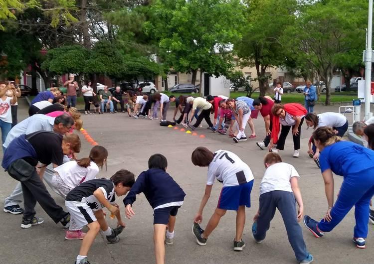 Caminata y ejercicios para prevenir la osteoporosis