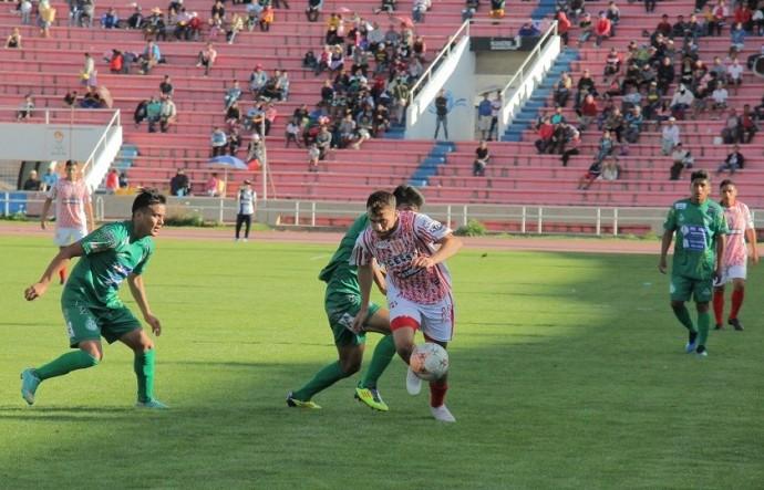 Otro gol de «Chinchu» Rodríguez para la goleada de Independiente de Sucre